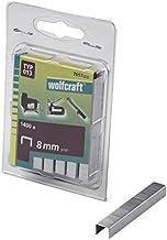 Wolfcraft 1400 klemmen breed, hard staal type 13 8 mm 7057000