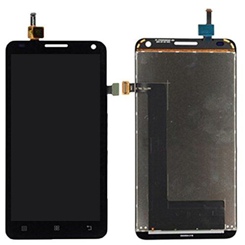 Compatibele Vervangings IPartsBuy for Lenovo S580 LCD-scherm + Touch Screen Digitizer Vergadering Accessory