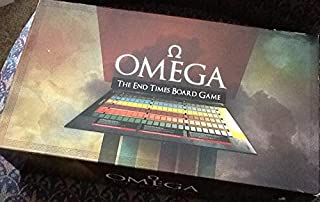 Omega - The End of Times Board Game