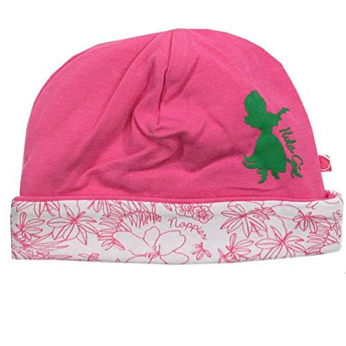 Noppies Girl Beach Bonnet réversible Rose Taille 6 à 9 mois