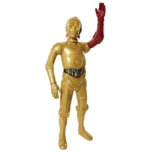 Jakks Pacific – Figurine Star Wars Episode 7 – C–3PO Red Arm 80cm – 0039897017785