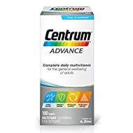 Complete daily multivitamin with 24 key nutrients - vitamins and minerals - Contains 24 individual vitamins and minerals, including all 13 essential vitamins, in one easy to swallow tablet. Each tablet includes Vitamin A, Vitamin E, Vitamin C, Vitami...
