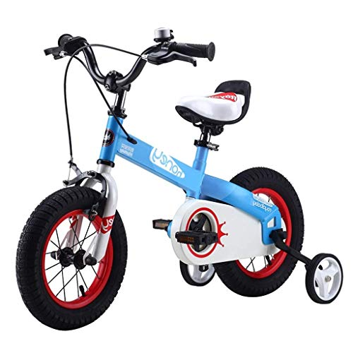 Why Should You Buy KXBYMX Children's Bicycle Freestyle Girl Boy Child Bike Size 12, 14, 16 with s...