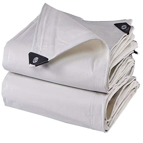 Planen-Markise Bodenplatte Hängematte UV-Schutzplatte Markise Vorbereitung mit hoher Dichte Zelt Doppelter Regenschutz Sunshade Blanket Sunscreen Pad Wasserdichte, robuste Plane ( größe : 5x4m )