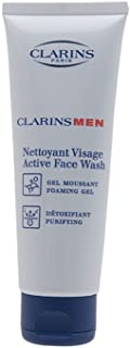 clarins active face scrub