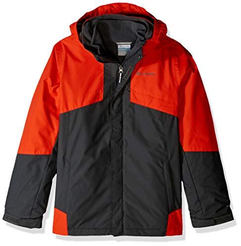 Columbia Sportswear Boy's Bugaboo Interchange Jacket Review