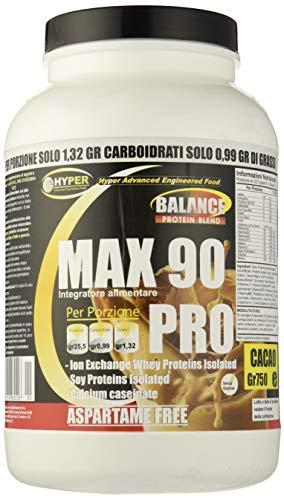 ✅ Max 90 Pro è un integratore alimentare per sportivi a base di una miscela di proteine con un elevato apporto proteico formulato per garantire una elevata assimilazione proteica .Max 90 Pro è adatto ad integrare con proteine la dieta degli atleti ✅ ...