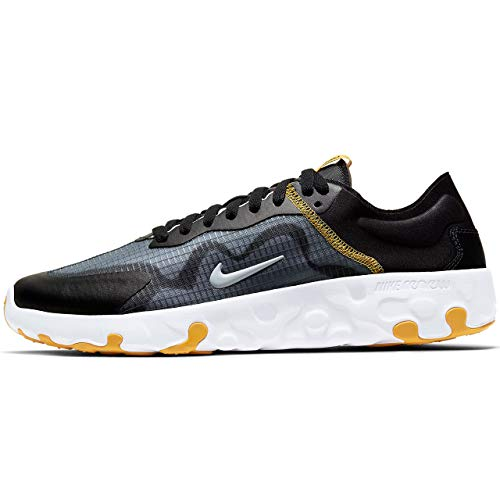 Nike Renew Lucent, Zapatillas de Running Hombre, Negro (Black/White-Pollen Rise 006), 44 EU