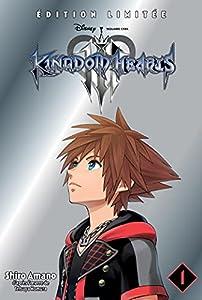 Kingdom Hearts III Edition limitée Tome 1