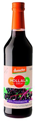 Bio Demeter-Sirup (Holunderbeere)