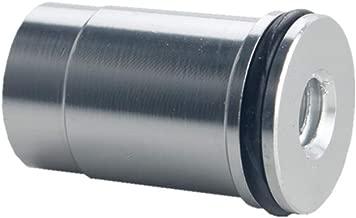 JGR LS Billet Oil Bypass Delete Valve Fits all Gen 3 and Gen 4 LS engines including 4.8 5.3 5.7 6.0 6.2 7.0 LS1 LS2 LS3 L92 LQ4 LQ9 Silver