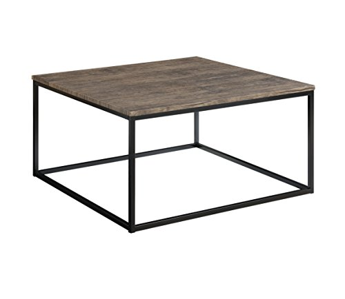 Abington Lane Contemporary Square Coffee Table