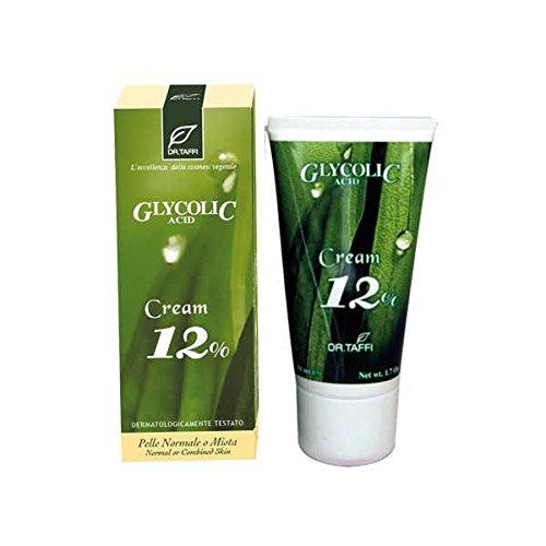 Dr. Taffi GLYCOLIC Fruchtsäure System Creme 12% - 50 ml