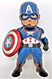 Prodigy Toys Captain America Action Figure with Shield/Ultimate Capitan America Super Soldier Civil War