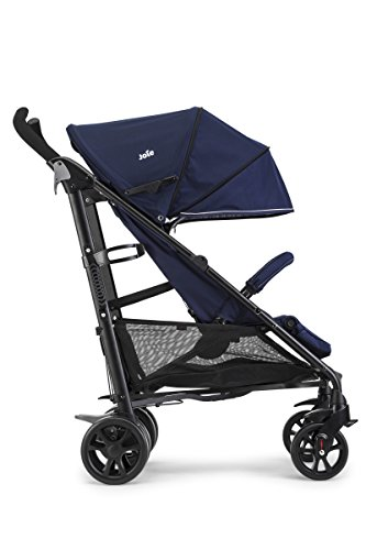 Joie Brisk LX Buggy incl. Rain Cover Midnight Navy Joie Umbrella Buggy. Can be combined with i-gemm, Gemm. Lightweight folding frame with umbrella. 7