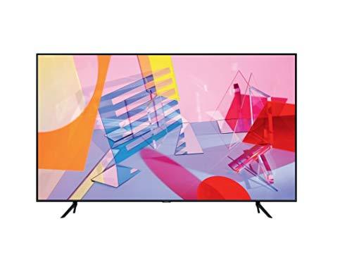 Samsung QLED 4K Q60T 163 cm (65 Zoll) (Quantum Dot, Dual LED, Quantum HDR) [Modelljahr 2020]