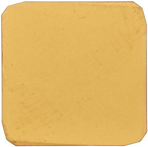 "Sandvik Coromant COROMILL Carbide Milling Insert, 360R Style, Square, GC2040 Grade, Multi-Layer Coating, 360R1906MMH,0.250"" Thick, 0"" Corner Radius (Pack of 10)"