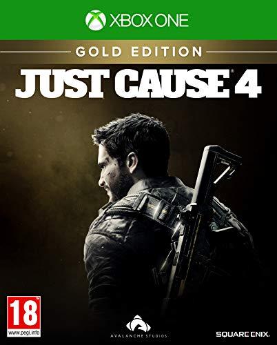 Just Cause 4 Gold Edition - Xbox One [Importación inglesa]
