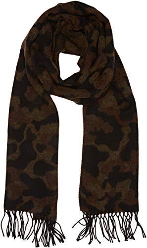 HUGO heren Men-Z 471 sjaal, meerkleurig (Open Miscellaneous 961), één maat (fabrikantmaat: STUK)
