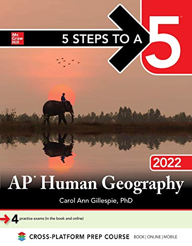 5 Steps to a 5: AP Human Geography 2022