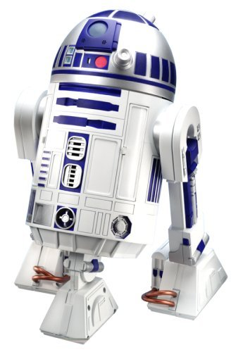 Hasbro Star Wars Interactive R2D2 Astromech Droid Robot by