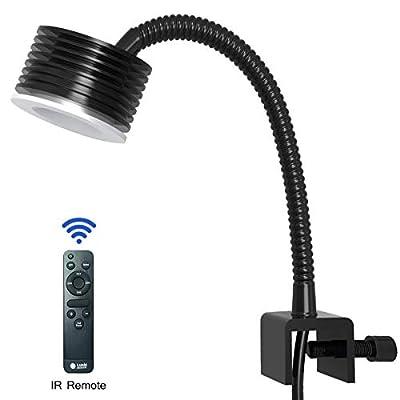 LED Éclairage Aquarium Lumières Nano Asta 20 Télécommande Fish Tank Lampe Dimmable pour l'eau de mer Coral Recifal Aquarium, 30-45 cm