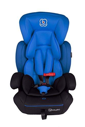 BabyGO 3802 ProTect Side Protection mit opt Seitenaufprallschutz