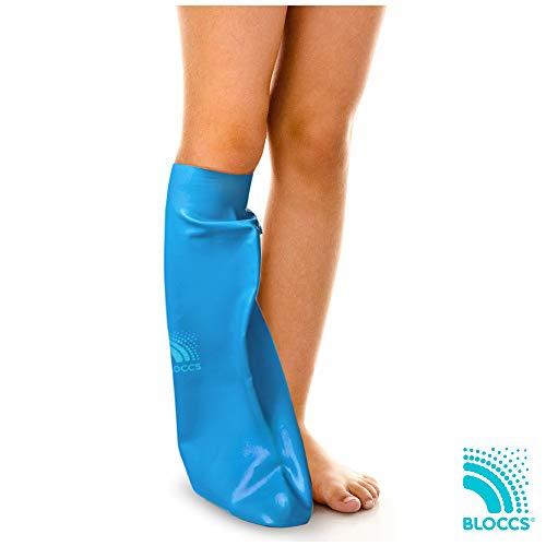 Bloccs Child Short Leg Waterproof Cast Cover, 4-9 Years