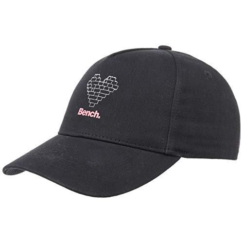 Bench Unisex Baseball Intererst Cap schwarz One Size