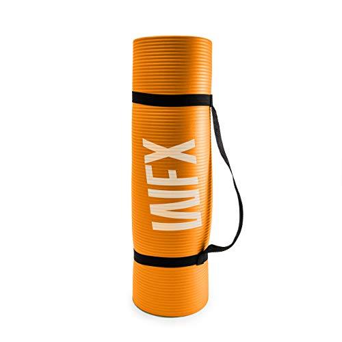 #DoYourFitness - Fitness-Zubehör in orange, Größe 183 x 61 x 1 cm