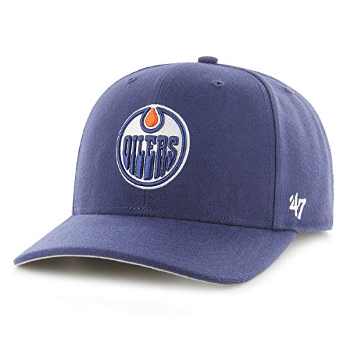 NHL Basecap Cap Edmonton Oilers Cold Zone 47 MVP DP