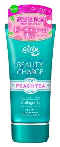 Kao atrix Hand Care Cream Beauty Charge - Peach Tea - 80giGreen Tea Set)