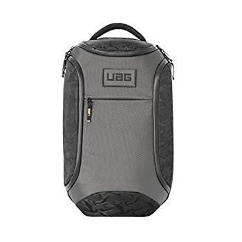 URBAN ARMOR GEAR UAG 24-Liter Backpack Lightweight Tough Weather Resistant Laptop Backpack fits up to 16-inch Standard Issue Grey Midnight Camo