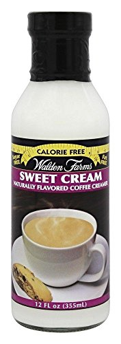 Walden Farms Coffee Creamers Sweet Cream, 6 Stück