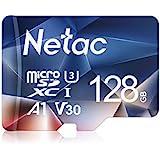 Netac 128GB Micro SD Card, microSDXC UHS-I...