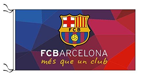 F.C. Barcelona Flagge Messi FCB MES Que un Club 5x 3ft.