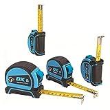 OX PRO Dual AUTO Lock Tape Measure (8 Meter)