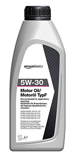 Amazon Basics – Motorenöl 5W-30 Typ F, 1 l