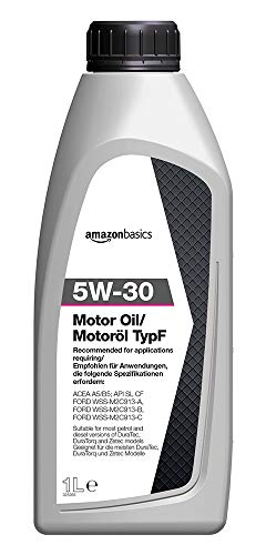AmazonBasics – Motoröl 5W-30 Typ F, 1 l
