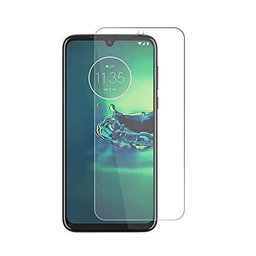 Hartglas Displayschutzfolie Kompatibel mit Motorola G8 Plus