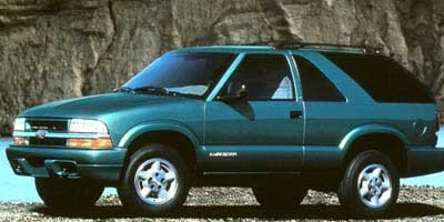 Amazon Com 1998 Chevrolet Blazer Reviews Images And Specs Vehicles