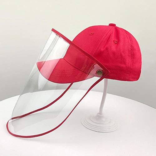 Capuchón de protección para hombres y mujeres de verano a la moda, gorra de béisbol masculino y protector solar