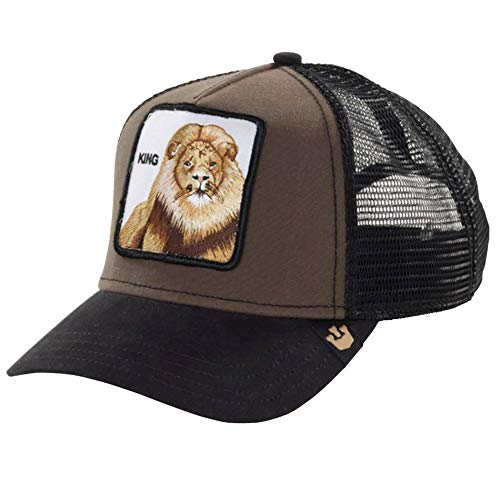 Goorin Bros. King Gorra Trucker marrón