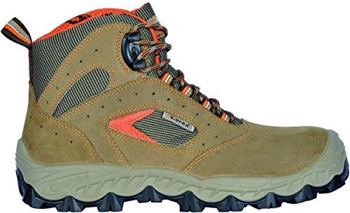Cofra FW000-000.W45 - Zapatos de seguridad para mujer (115 cm), color marrón