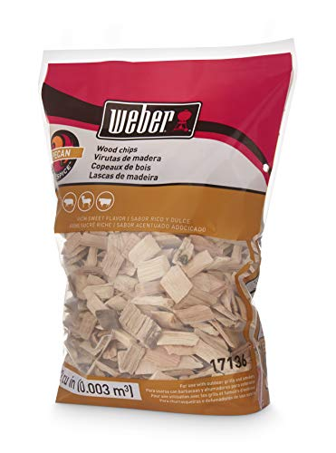 WEBER-STEPHEN PRODUCTS - 2LB Pecan WD Chips