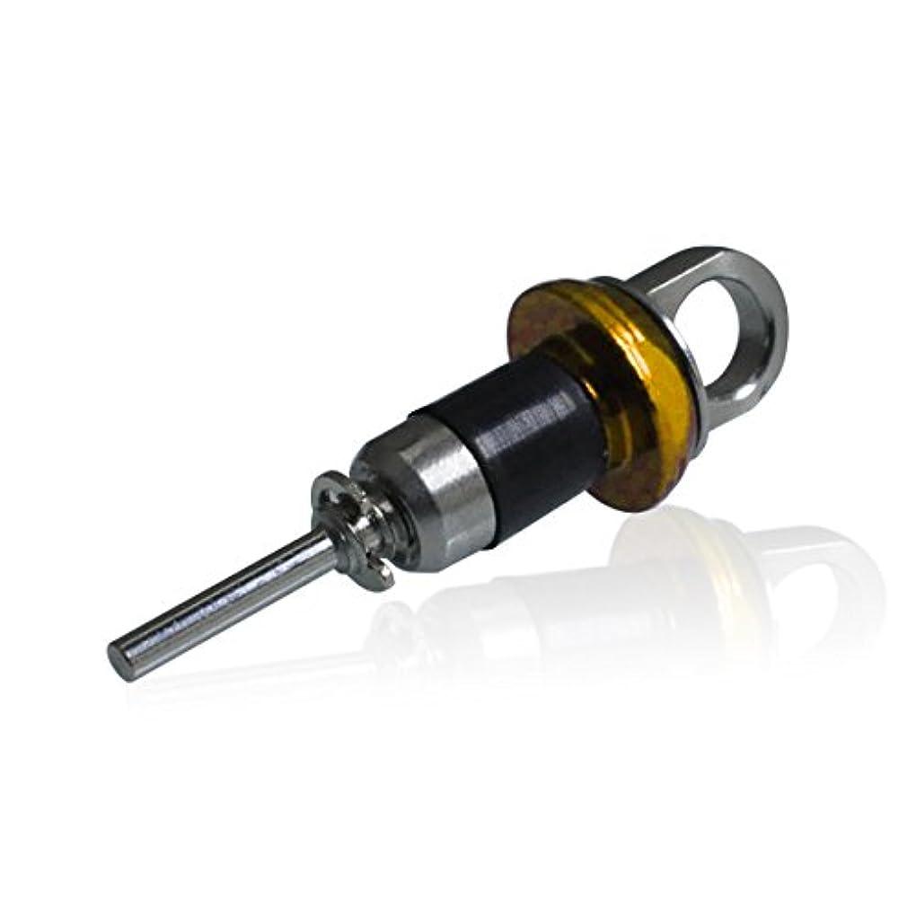 一時停止水素実用的alumania STRAP TYPE HEADPHONE CAP for 3.5mm PLUG (ゴールド)