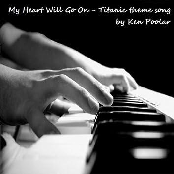 My Heart Will Go On - Piano Cover - Single