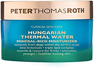 Peter Thomas Roth Hungarian Thermal Water Mineral-Rich Moisturizer, Hydrating Facial Moisturizer with Botanicals for Fine Lines, Wrinkles, Dullness, Uneven Skin Tone and Texture