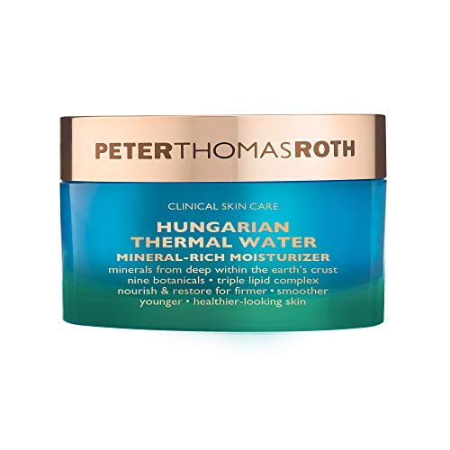 Audio-Technica Peter Thomas Roth Hungarian Thermal Water Mineral Rich Moisturizer 1.7oz oordopjes, 2 cm, zwart