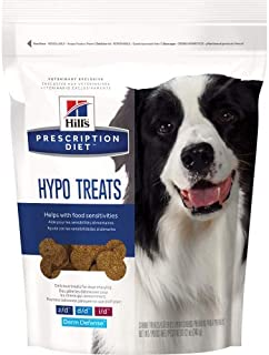 Hill's Prescription Diet Hypoallergenic Canine Treats - 12oz (3 Pack)